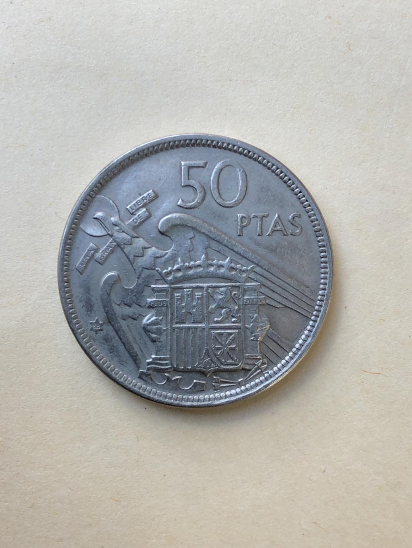 50 Pesetas Estado Español 1968 genuinas? Img_7411