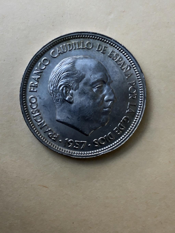 50 Pesetas Estado Español 1969 genuinas? Img_7413