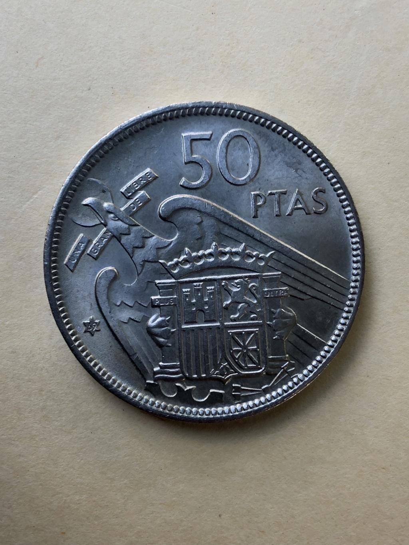 50 Pesetas Estado Español 1969 genuinas? Img_7414