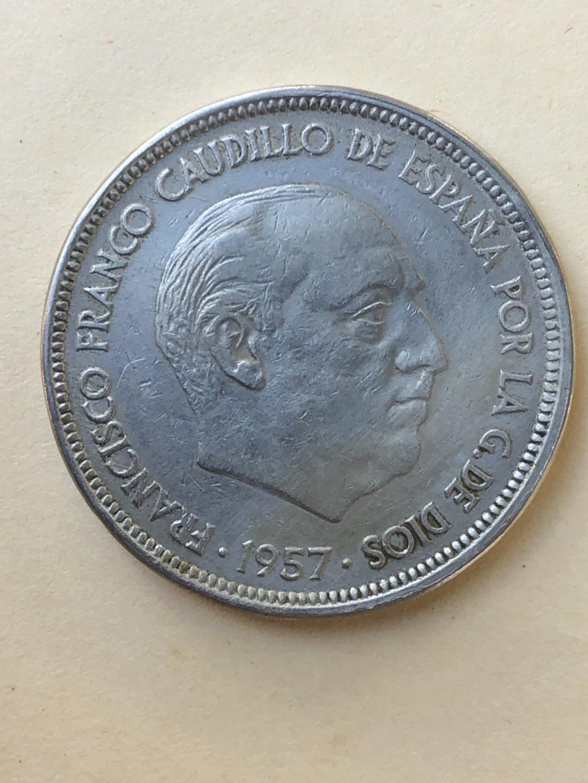 50 Pesetas Estado Español 1970 genuinas? Img_7416
