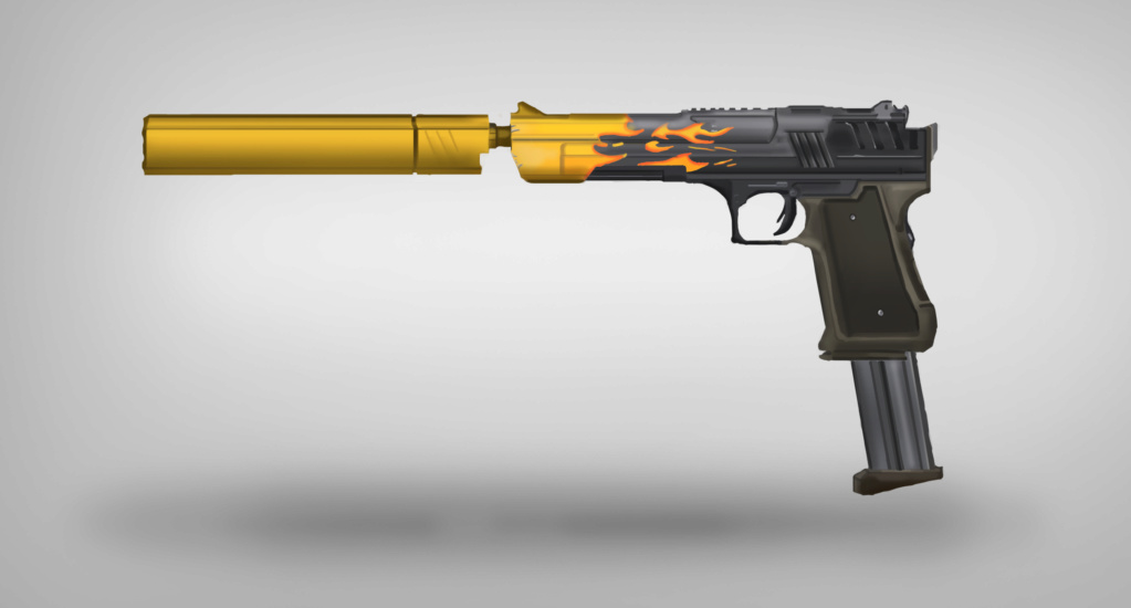 Faimi's Sketchbook Gun10