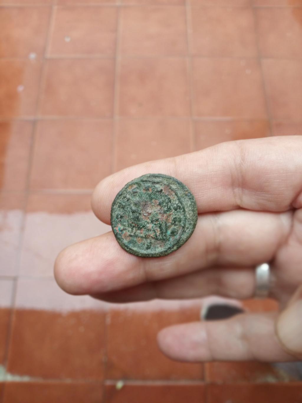 Antoniniano de Aureliano. IOVI CONSER. Júpiter y emperador. Sérdica Img_2017