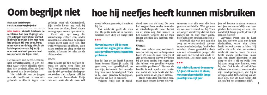 Krantenberichten Artike10