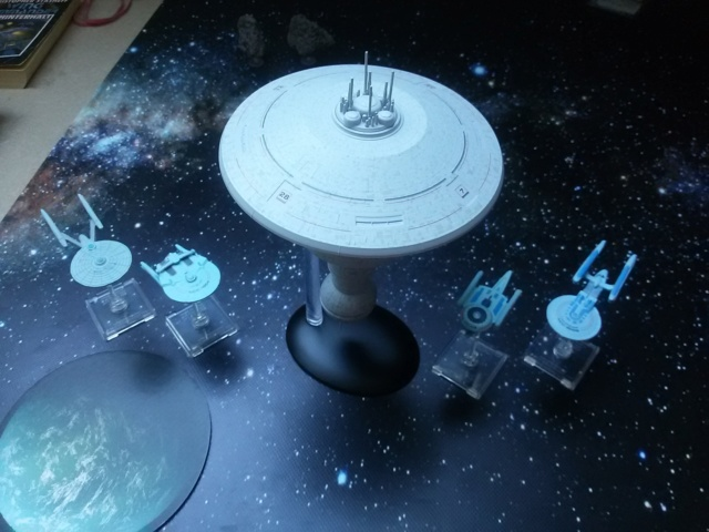 Spacedock / Sternenbasis 20190310