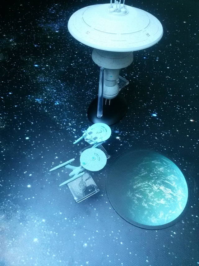 Spacedock / Sternenbasis 20190312