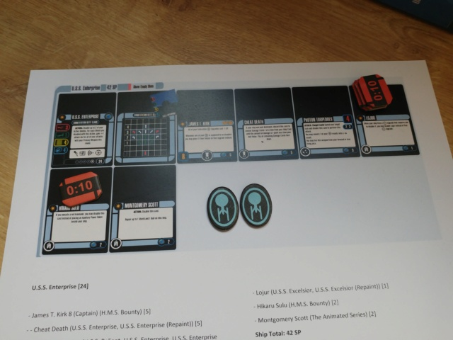 Schlacht bei Mutara IV (Capt. Kirk vs. Khan N. Singh) - Solitär Spiel (AI-Mod) 20200454