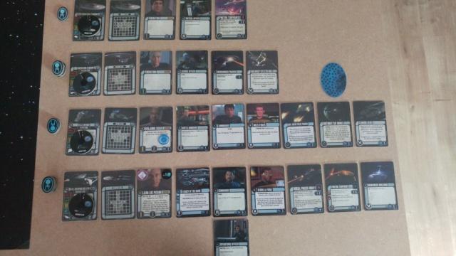 Capt. Sisko und Capt. Picard im Kampf gegen das Dominion (KI-Schiffe) 20210317