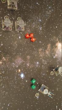 Capt. Sisko und Capt. Picard im Kampf gegen das Dominion (KI-Schiffe) 20210322