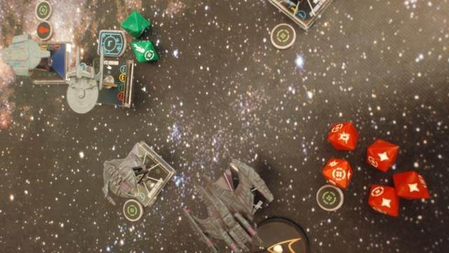 Capt. Sisko und Capt. Picard im Kampf gegen das Dominion (KI-Schiffe) 20210326