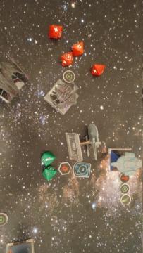 Capt. Sisko und Capt. Picard im Kampf gegen das Dominion (KI-Schiffe) 20210327