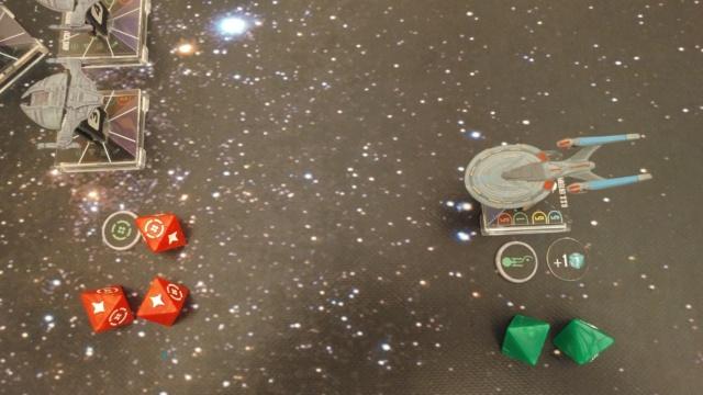 Capt. Sisko und Capt. Picard im Kampf gegen das Dominion (KI-Schiffe) 20210329