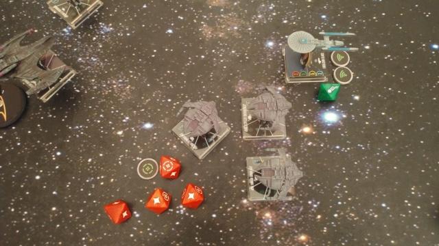 Capt. Sisko und Capt. Picard im Kampf gegen das Dominion (KI-Schiffe) 20210330
