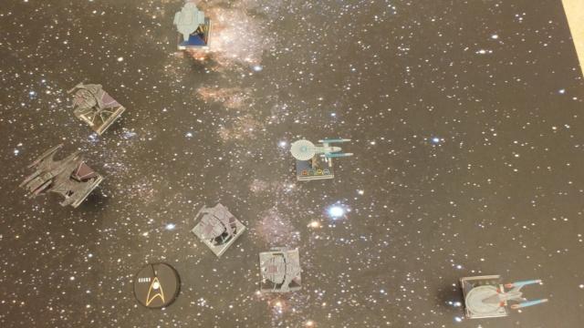 Capt. Sisko und Capt. Picard im Kampf gegen das Dominion (KI-Schiffe) 20210334