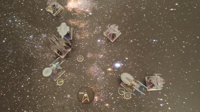 Capt. Sisko und Capt. Picard im Kampf gegen das Dominion (KI-Schiffe) 20210335
