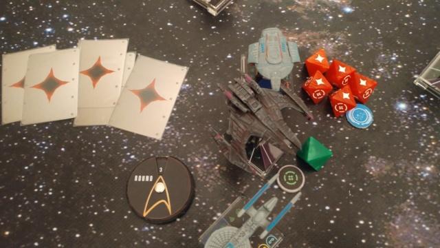 Capt. Sisko und Capt. Picard im Kampf gegen das Dominion (KI-Schiffe) 20210337