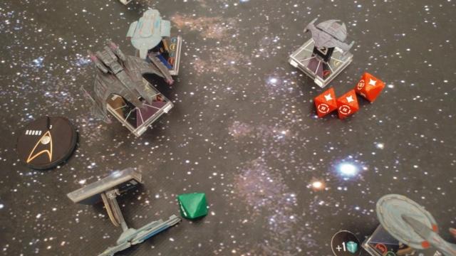 Capt. Sisko und Capt. Picard im Kampf gegen das Dominion (KI-Schiffe) 20210338
