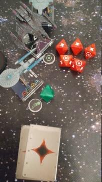 Capt. Sisko und Capt. Picard im Kampf gegen das Dominion (KI-Schiffe) 20210340
