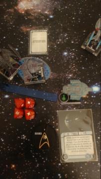 Capt. Sisko und Capt. Picard im Kampf gegen das Dominion (KI-Schiffe) 20210341