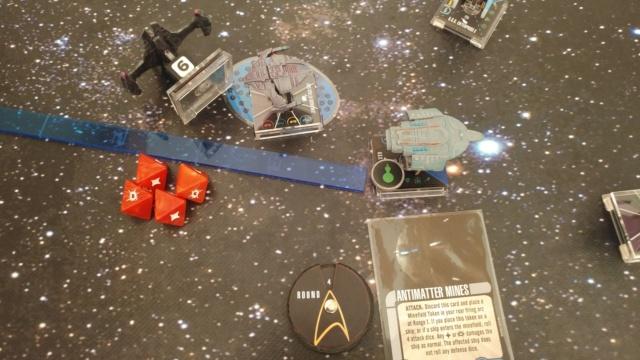 Capt. Sisko und Capt. Picard im Kampf gegen das Dominion (KI-Schiffe) 20210343