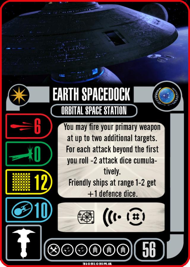 Spacedock / Sternenbasis Statio10