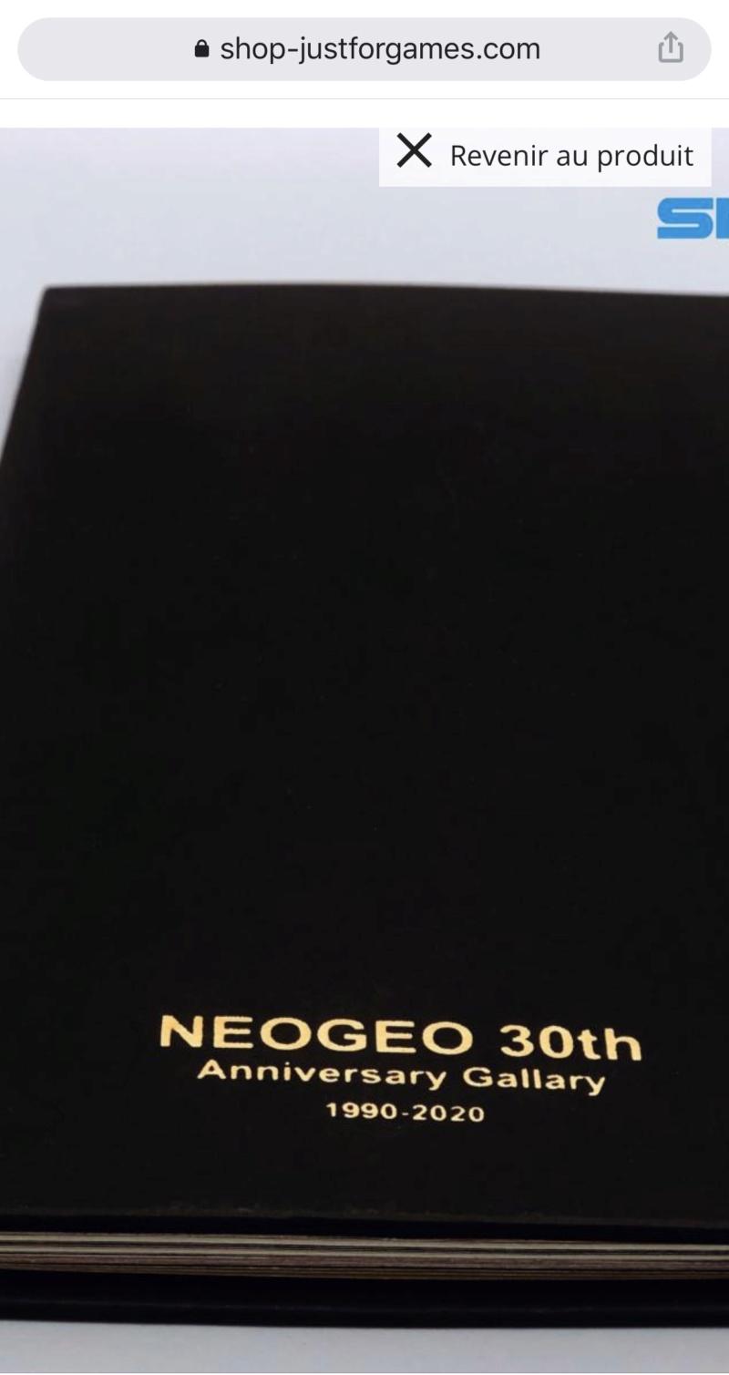Neo Geo Arcade Stick Pro 31b2b710