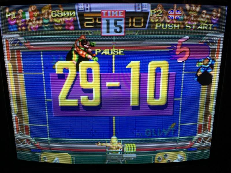 Qualité Arcade avec OSSC  - Page 2 Bfa79910