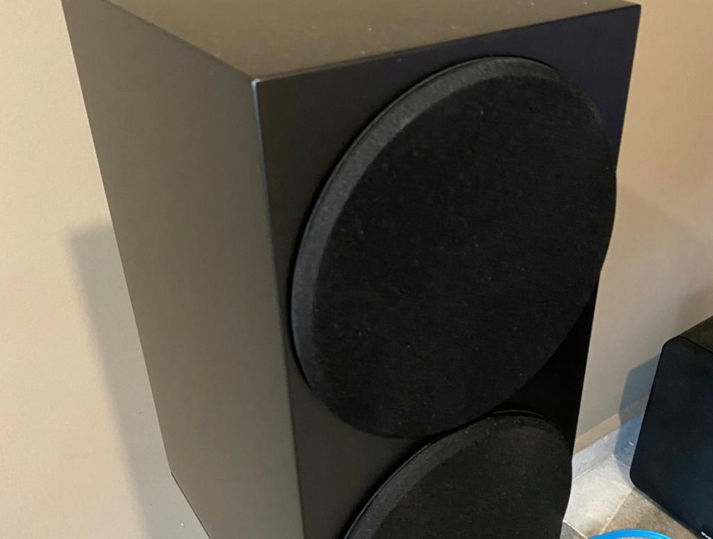 Buchardt S400 Speakers (used) Img_0513