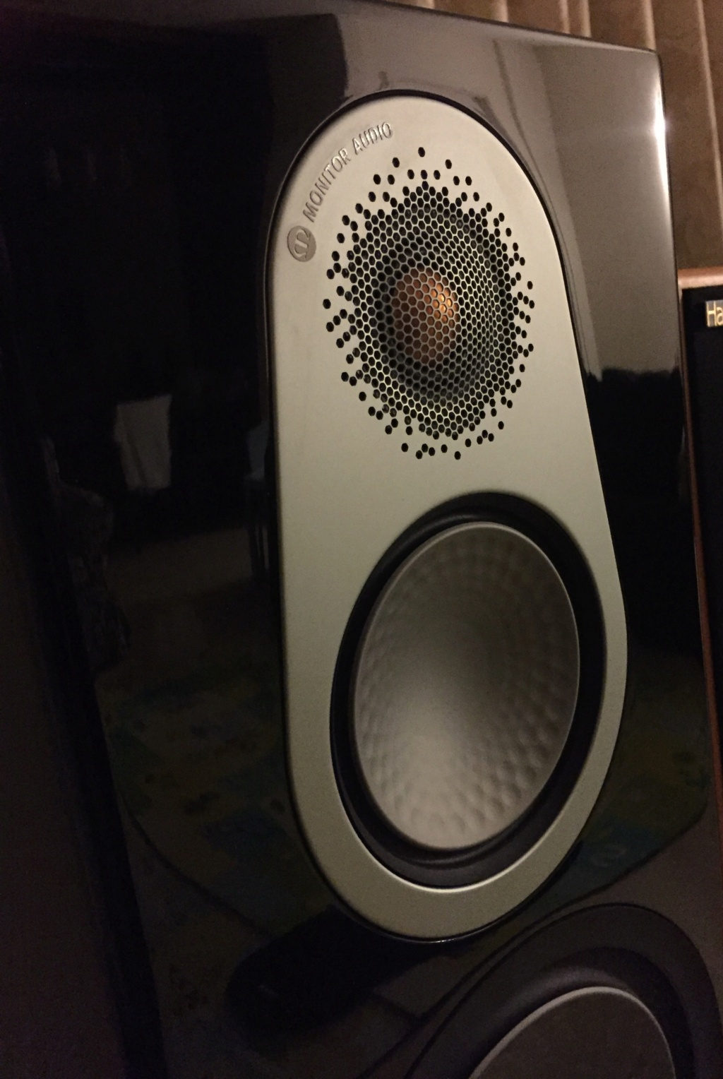 Monitor Audio Silver 500 Speakers (used) Left10
