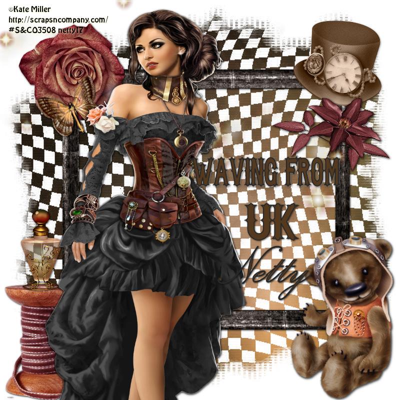 STEAMPUNK TAGS Fairy_12