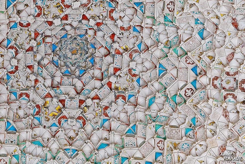 [Architecture et Graphisme] Mosaïque à l'Alhambra 1000_021