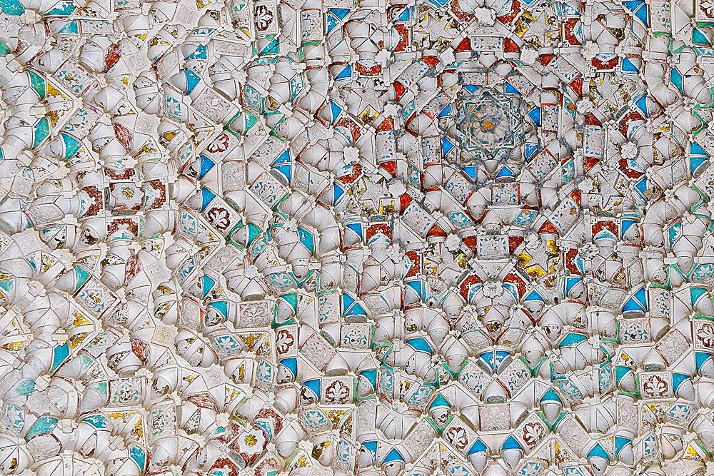 [Architecture et Graphisme] Mosaïque à l'Alhambra 1000_022