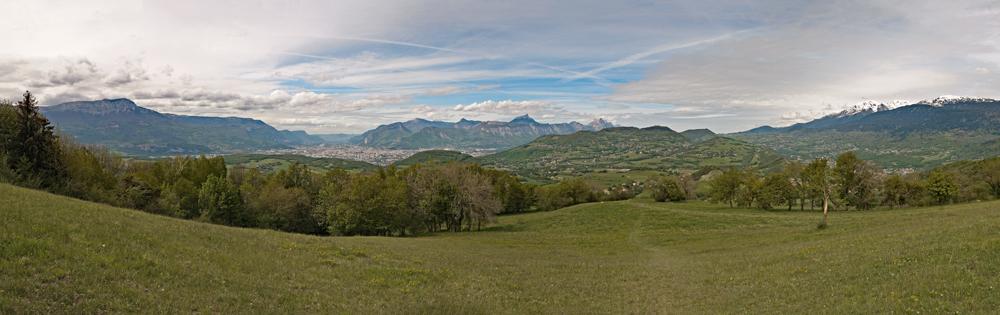 [Paysages] Panoramique balade Montchaboud 1000_043