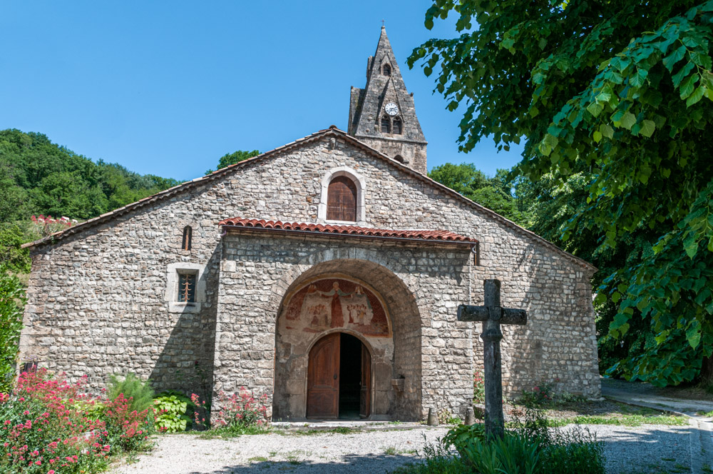 [Architecture_et_Graphisme] Eglise de l'Isère suite Eglise13