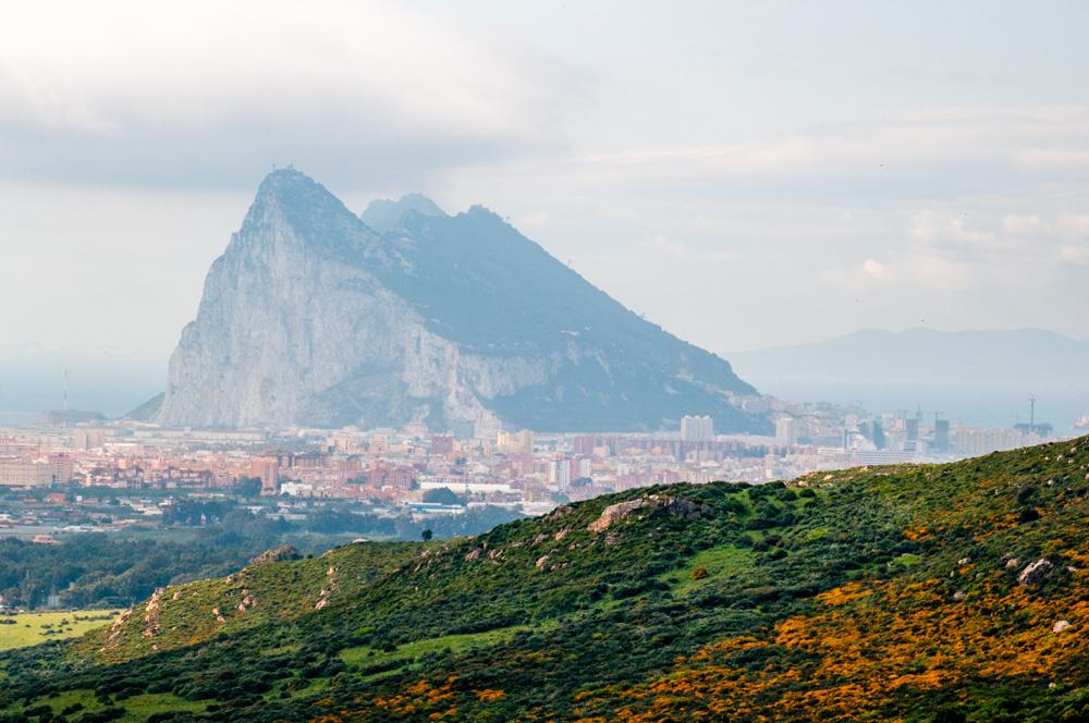 [Paysages] Gibraltar, au loin Espagn22