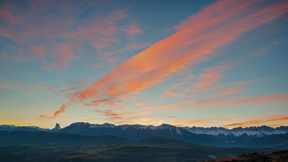 [Paysages] Mont Aiguille, une autre version Sans_t43