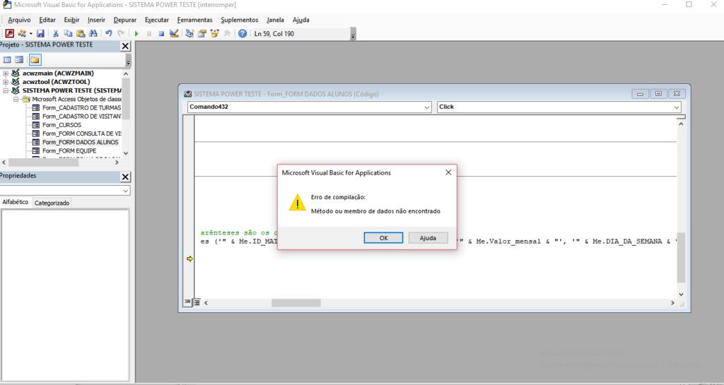 [Resolvido]Botão para adicionar novo registro do formulário para subformulário Vba_si10