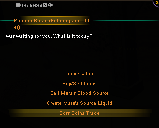 ¿Que son las Boss Coins? Karanb10