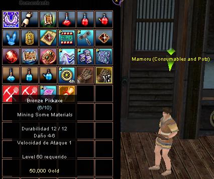 3r Job - Mineria - Herboristeria Mamoru10