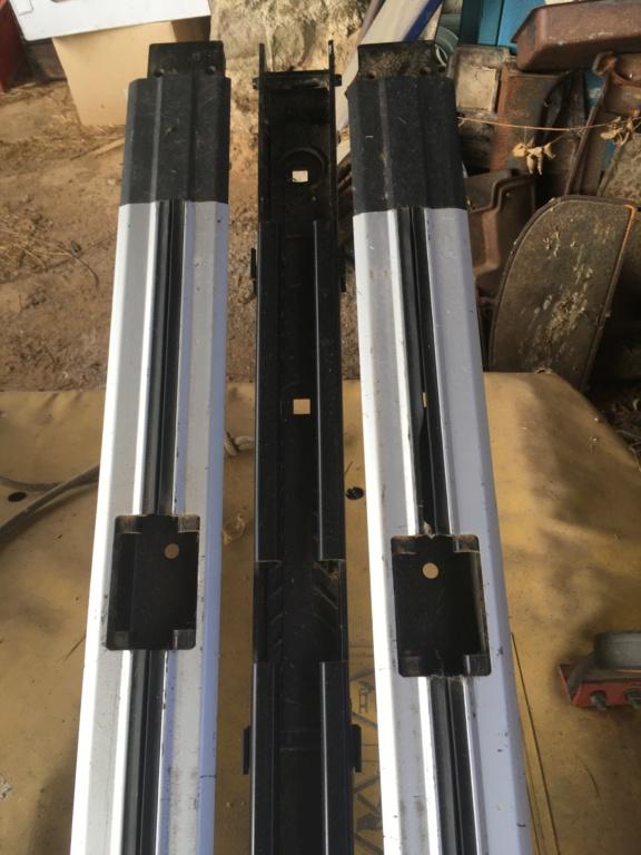Vends Rails de plancher sièges Multivan Img_2616