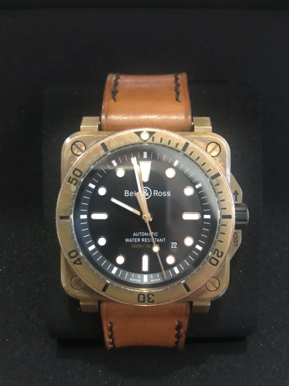 Vends - [Vends] Bell&Ross BR 03-92 DIVER Bronze 44df0510
