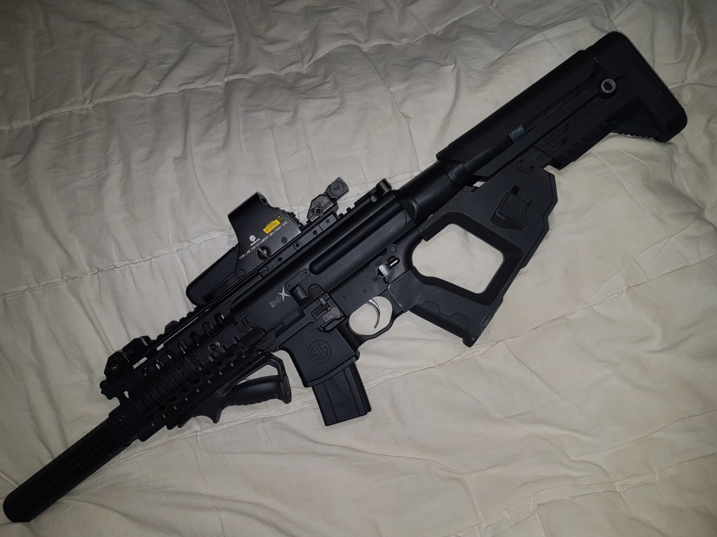 Mon custom SIG MPX 20190914