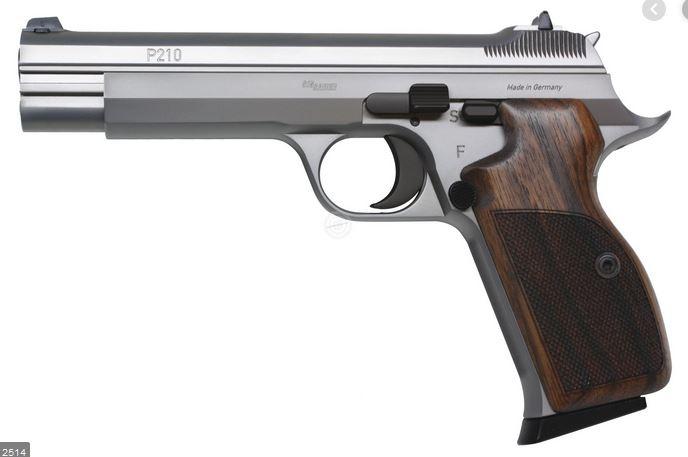 wish list ( liste de souhaits ) arme de poing P210_l11