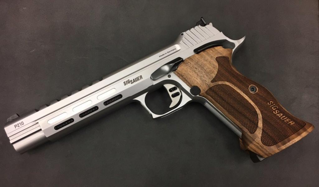 wish list ( liste de souhaits ) arme de poing Sig-sa11