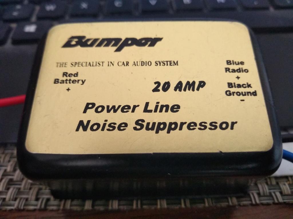 Filtre - Bumper 12V 20A (Filtre Antiparasites d'alimentation) Img_2096