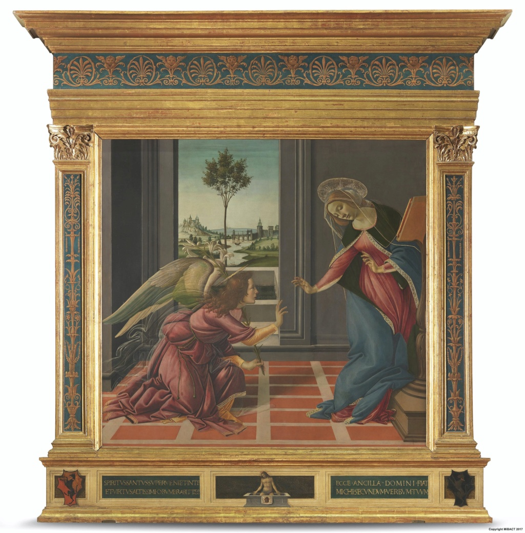 OmoGirando gli Uffizi meno noti - Visita guidata - Firenze, sabato 19 settembre, ore 14:00 Annunc10