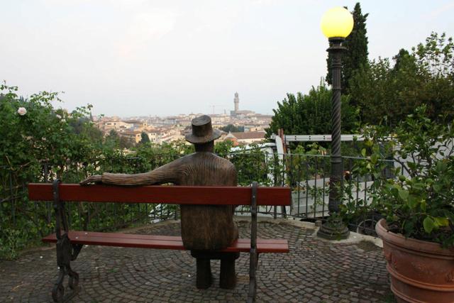 OmoGirando tra fiori e sculture - Trekking urbano - Firenze, sabato 22 maggio, ore 15:00 Giardi10