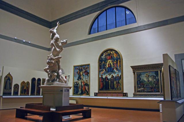 OmoGirando la Galleria dell'Accademia - visita guidata - Firenze, sabato 23 ottobre, ore 13:45 Sala-c10