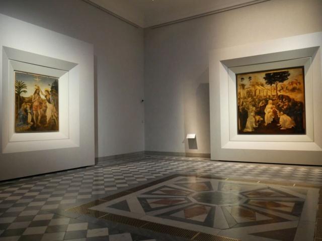 OmoGirando gli Uffizi alternativi - visita guidata - Firenze, 12 giugno, ore 10:15 Sala_l10