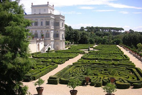 OmoGirando Villa Doria Pamphili - visita guidata - Roma, 27 febbraio Villa-10