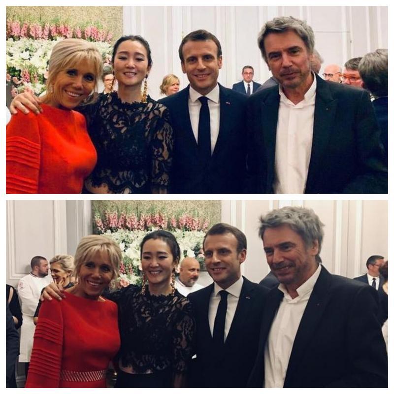 ¿Cuánto mide Emmanuel Macron? - Altura - Real height State-10